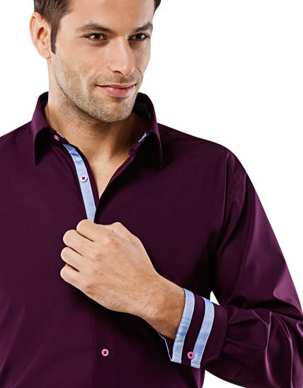 Luxusní košile Vincenzo Boretti cc522b7b1a