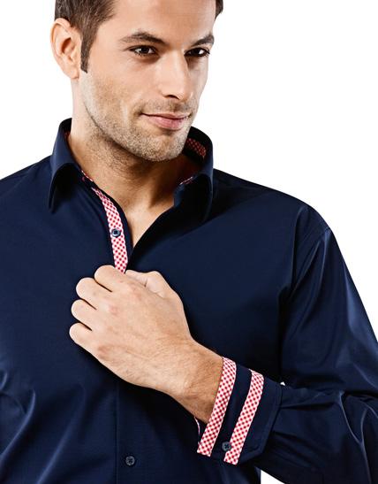 Luxusní košile Vincenzo Boretti 251638d418